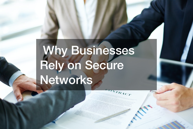 Why Businesses Rely on Secure Networks